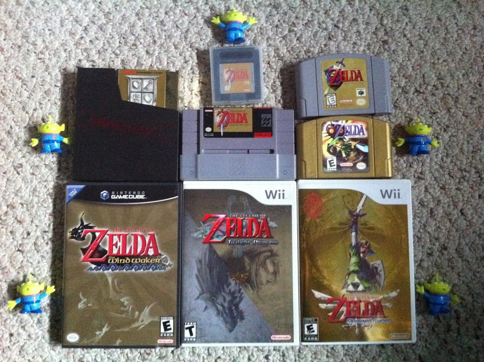 8d5e0f7d2786 My Ultimate Vice City Story: Timeless Collection: My Legends of Zelda
