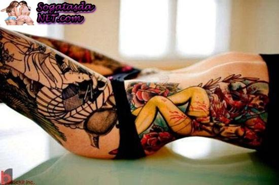 Delicinhas do Sogatasdanet  #10 - Tatuadas - foto 10