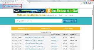 PTC(Paid To Click) terpercaya yang membayar dengan Bitcoin