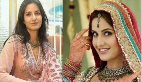 Bollywood actress katrina without makeup photo-wallpapers