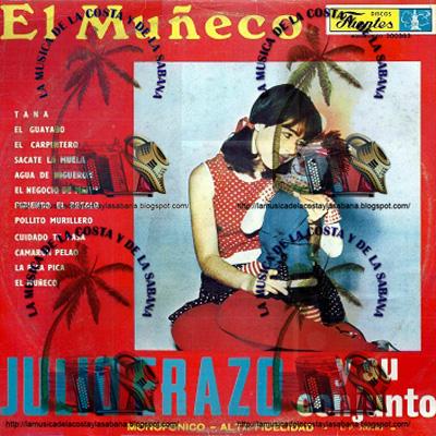 Julio Erazo El Muñeco