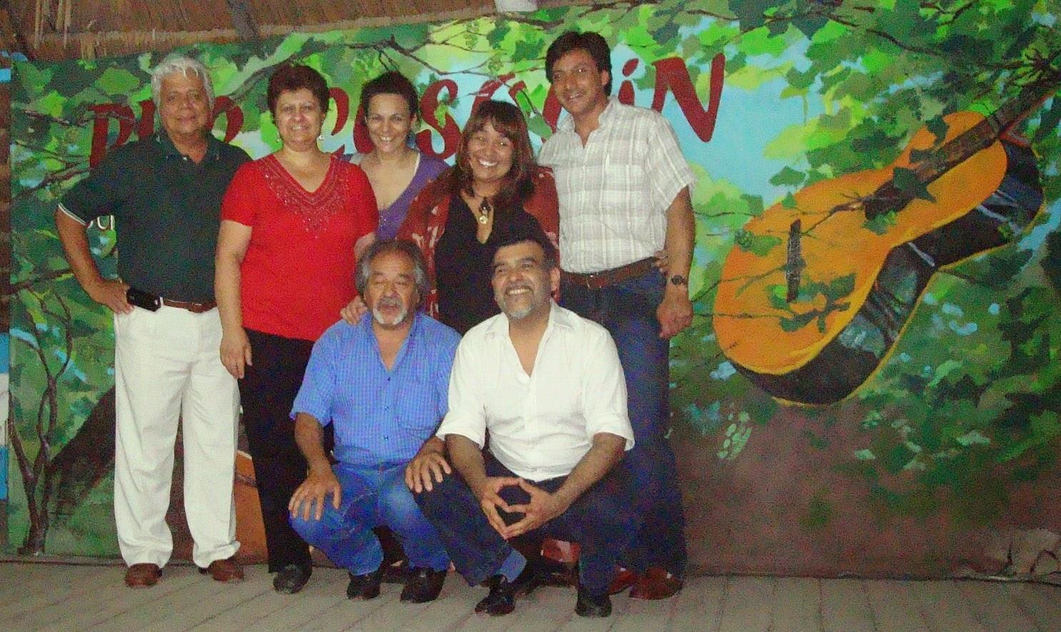Pre Cosquín sub sede San Isidro
