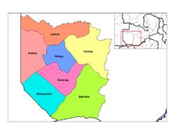 Mongu, Zambia (Western Province)