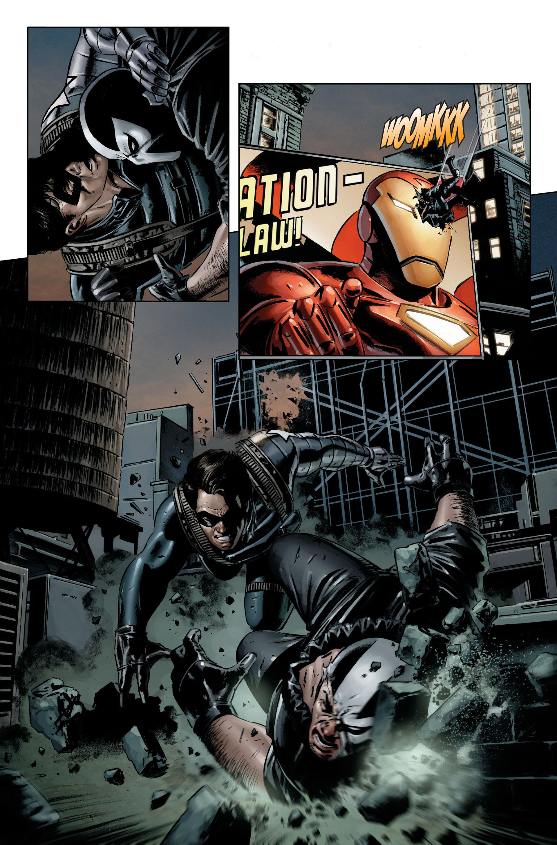 Captain America (2005) Issue #25 #25 - English 25