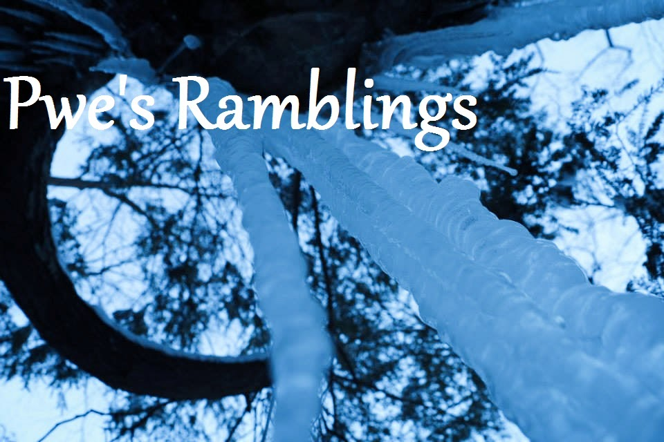 Pwe's Ramblings