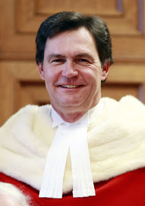 Supreem Court of Canada Justice Richard Wagner