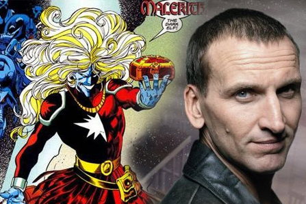 Christopher Eccleston as Malekith The Accursed in Thor The Dark World Movie News CMAQUEST Super Hero Watch