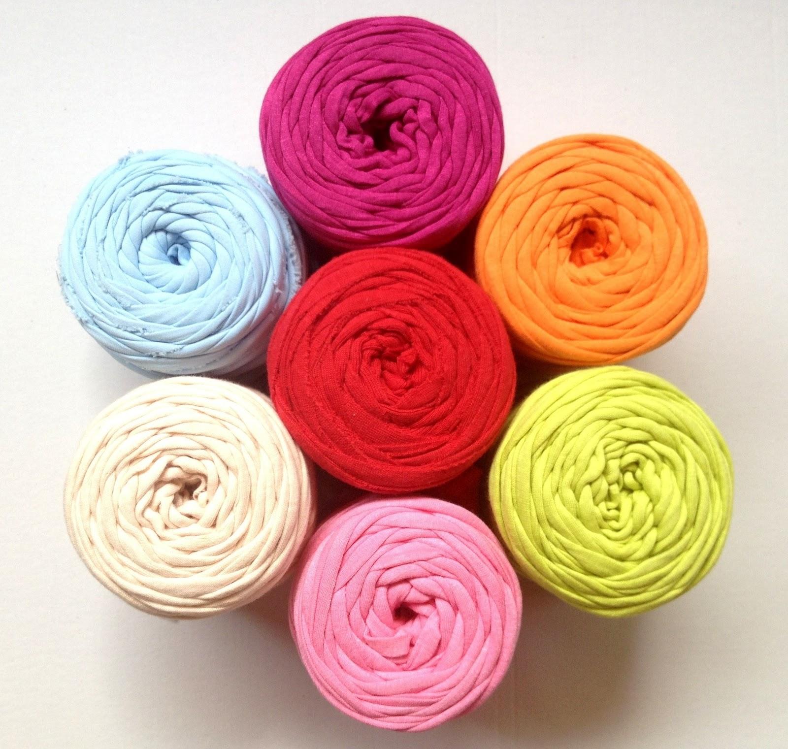 Lady crochet sobre el trapillo - Donde comprar trapillo barato ...
