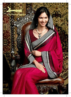 Indian Designer Embroidered Sarees 2014-15