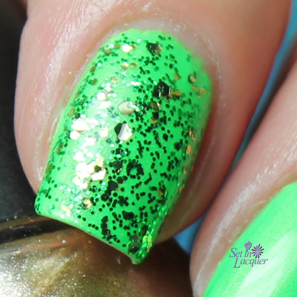 Salon Perfect - Luck of the Irish