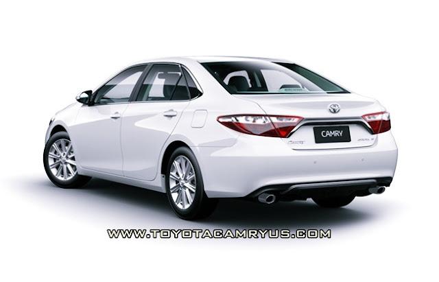 2016 Toyota Camry Atara S Specs Price