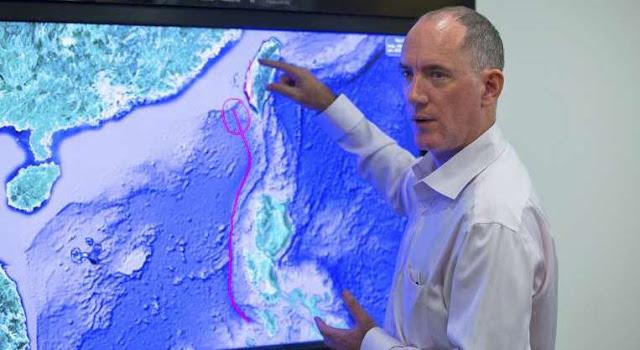 Benarkah Pesisir Selatan dan Barat Taiwan Akan Terjadi Tsunami Besar ?