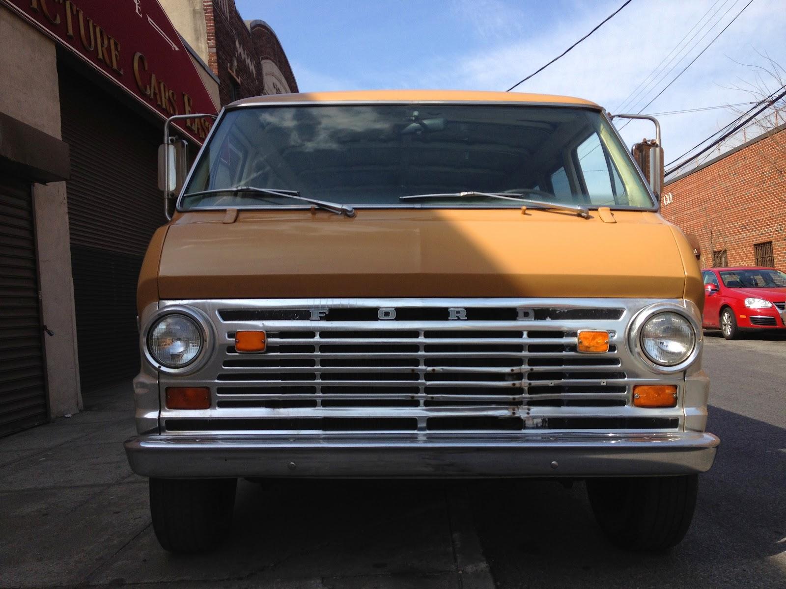 Cscb Home  1968 Ford Econoline Custom 100