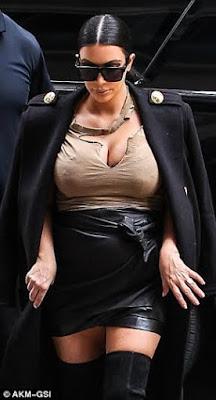 Anyone digging Kim Kardashian's Pregnancy Style?  4