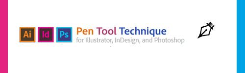 Pen Tool Technique