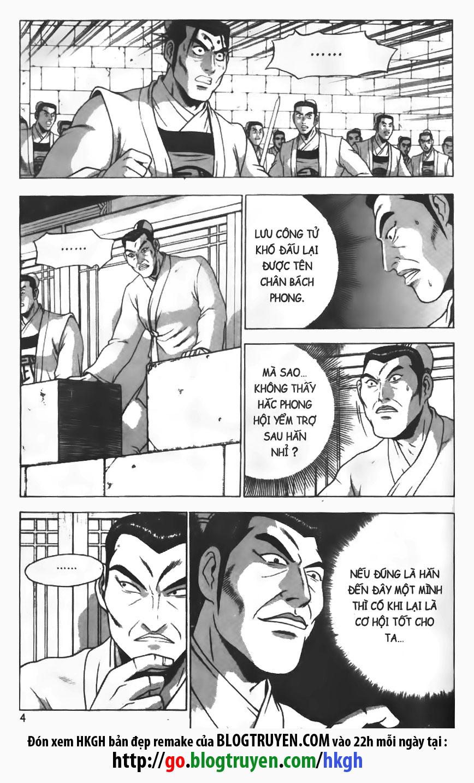 Hiệp Khách Giang Hồ chap 201 Trang 5 - Mangak.info
