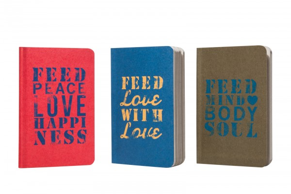 FEED USA + Target notebook