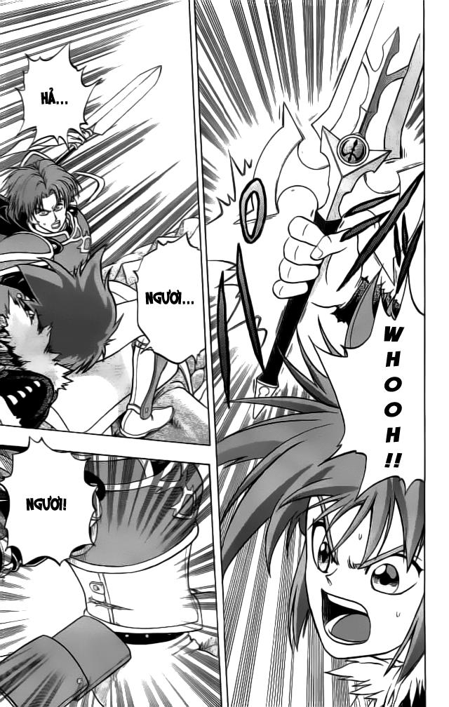 Fire Emblem-Hasha no Tsurugi chap 8 - Trang 36