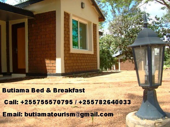 Butiama Bed & Breakfast