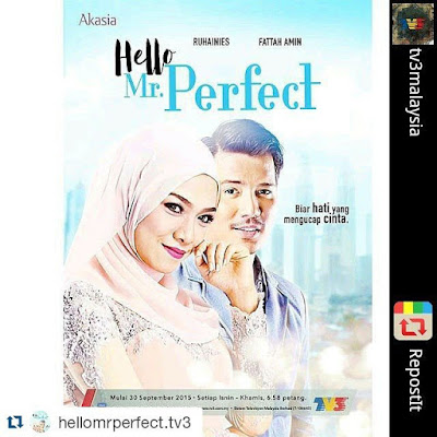 Biodata Ruhainies Heroin Drama Hello Mr Perfect