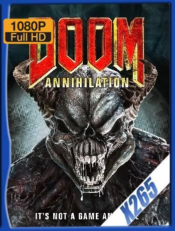 Doom Annihilation (2019) x265 [1080p] [Latino] [GoogleDrive] [RangerRojo]