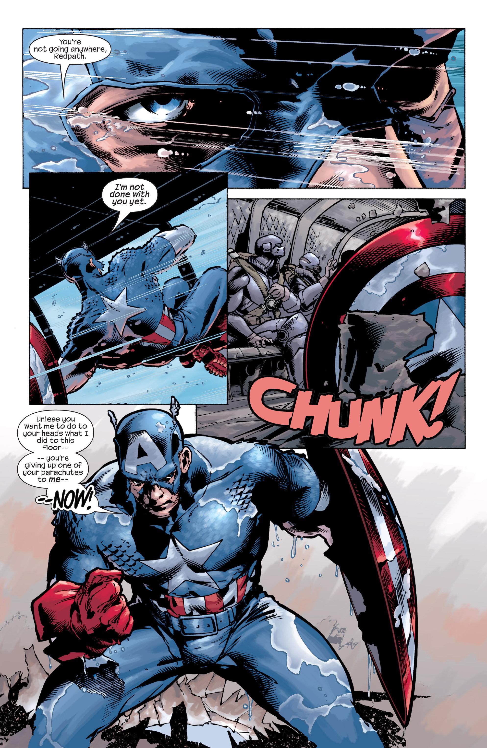 Captain America (2002) Issue #9 #10 - English 21