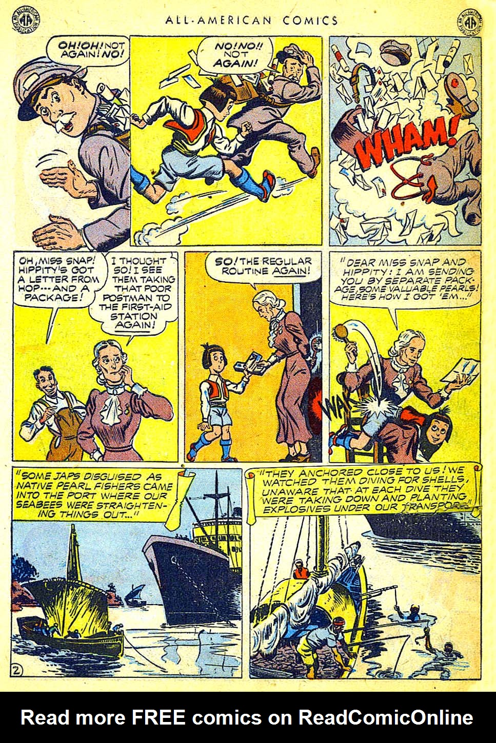 Read online All-American Comics (1939) comic -  Issue #65 - 43