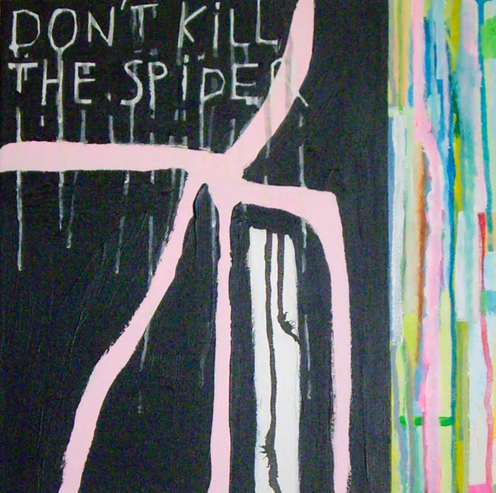 don't kill the spider