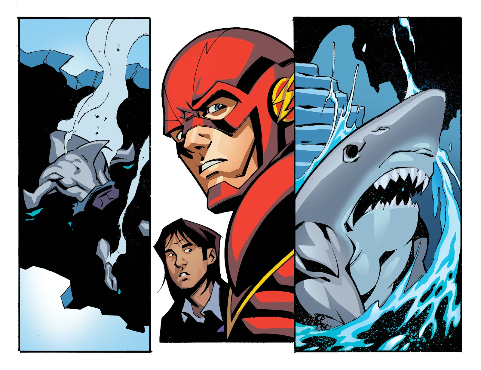 The Flash: Season Zero [I] Issue #13 #13 - English 19