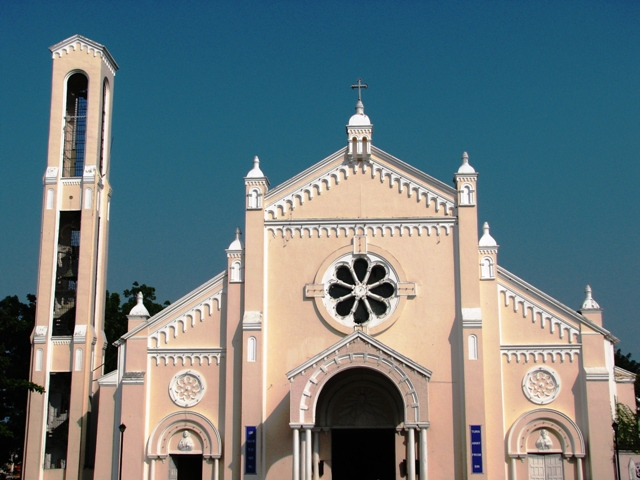 Immaculate Conception Church of Batac, Ilocos Churches, Old Churches, Bisita Iglesia Ilocos