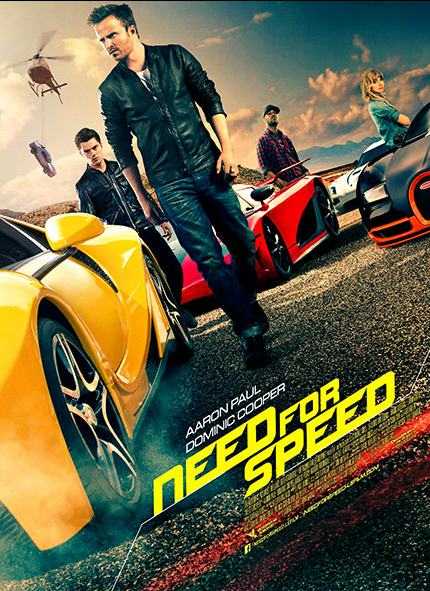 Need for Speed (2014) 720p HD Hollywood Full Movie Watch Online