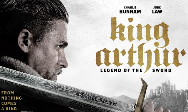 Król Arthur: Legenda miecza