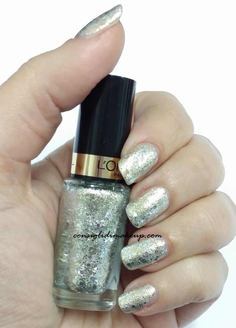 NOTD: Color Riche Platinum Chic - L'Oréal Paris