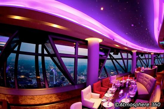 KL Tower 360 Atmosphere Restaurant