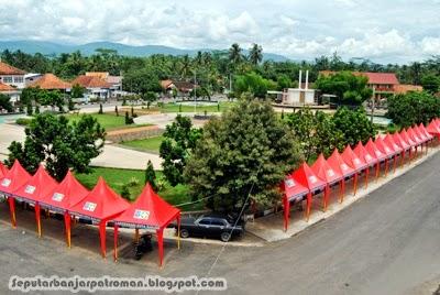 Alun Alun Langgensari Kota Banjar
