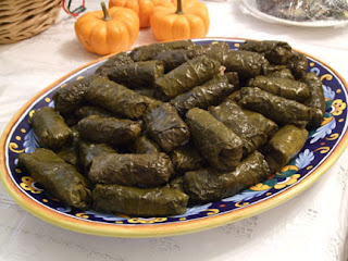 National Kitchen Recipes: Armenian meal in a vegetable: Dolma