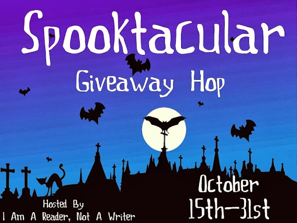 Spooktacular Giveaway Hop (Open Internationally)