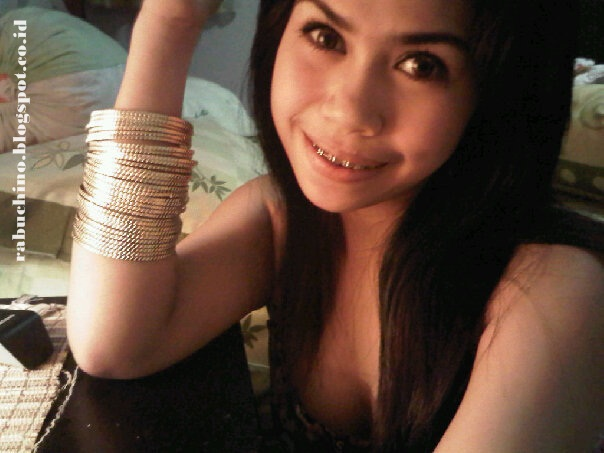 Cantik dan Semoknya Icha D, Cewek ABG Asal Jakarta