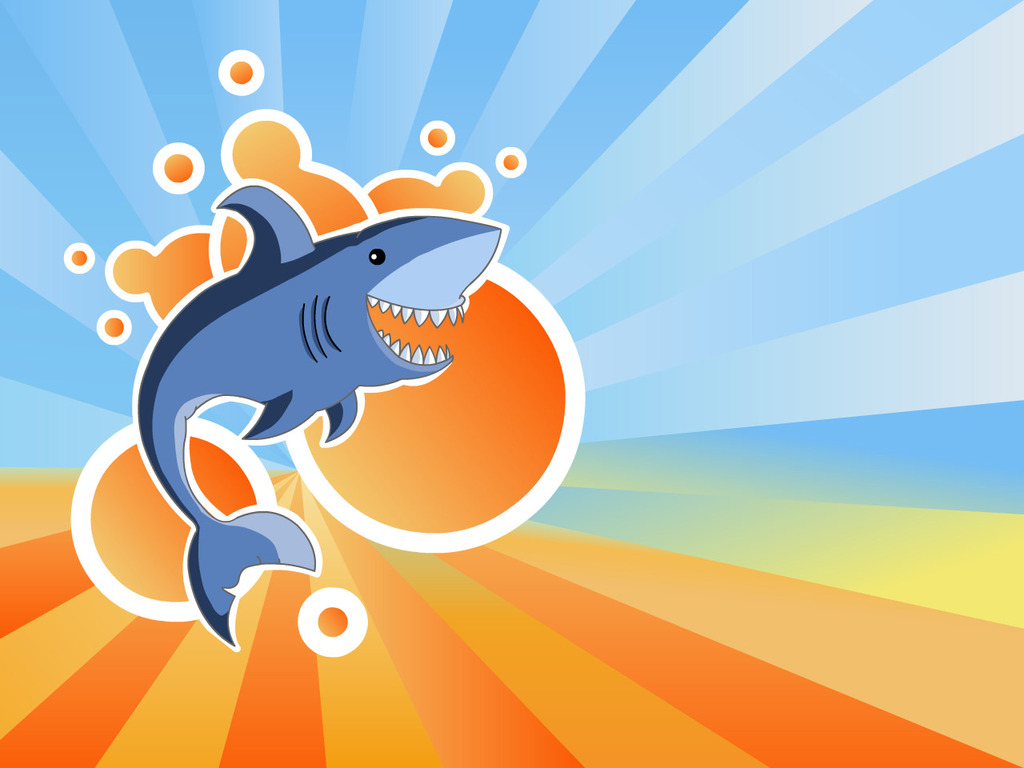 cartoon shark wallpaper cartoon images