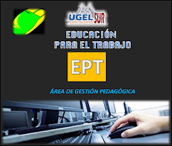 EDUCACIÓN PARA EL TRABAJO