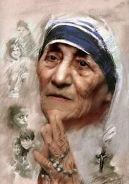 SEPTEMBER 5 - BLESSED MOTHER TERESA OF CALCUTTA