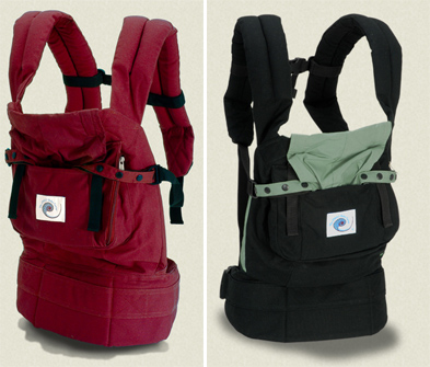 how to use my ergo baby carrier