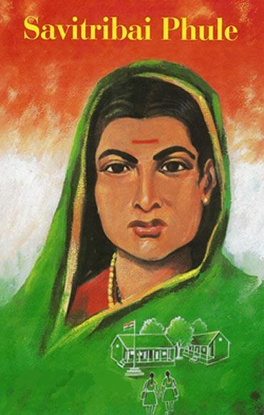 savitribai phule in marathi essay