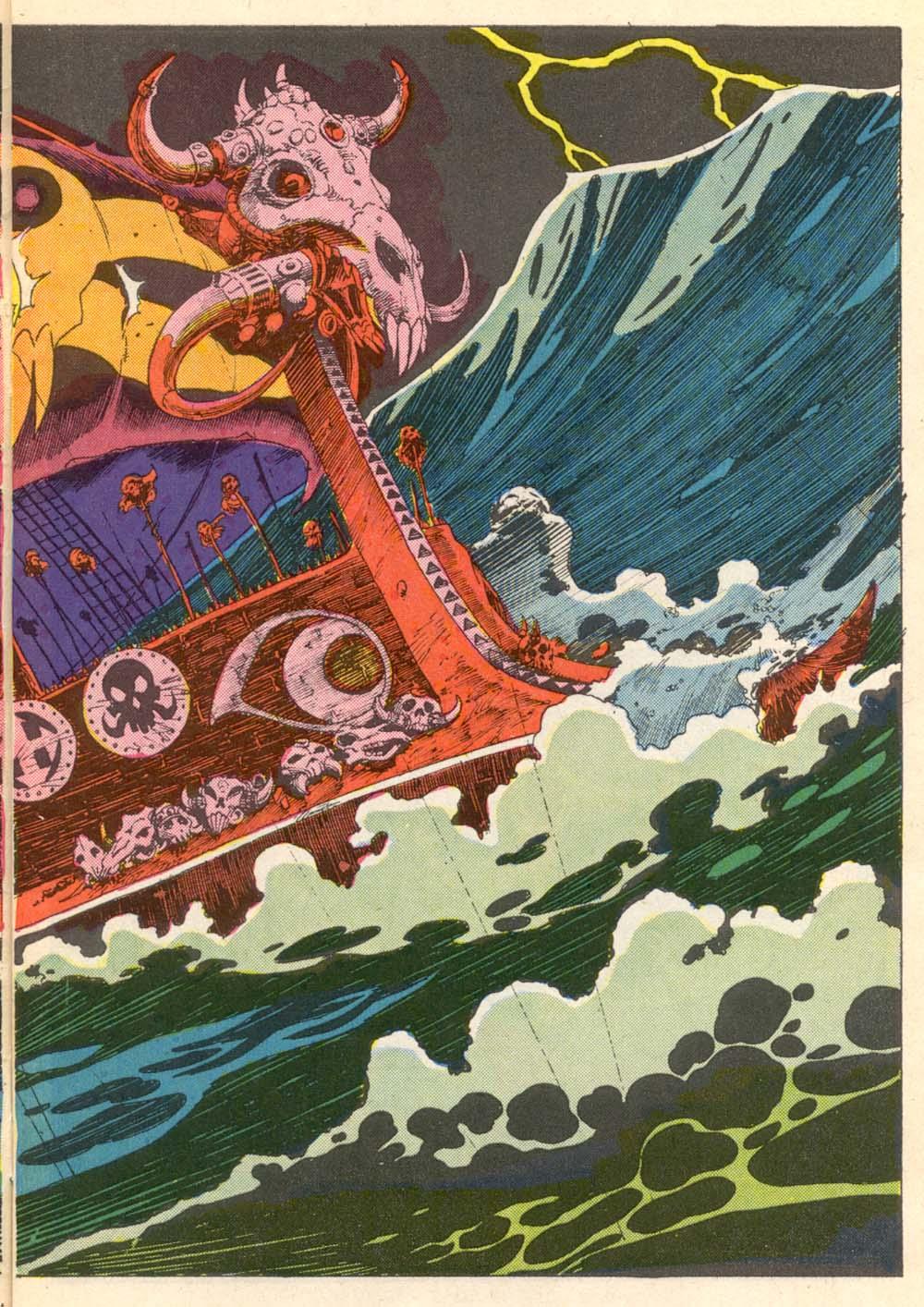 Conan the Barbarian (1970) Issue #203 #215 - English 5