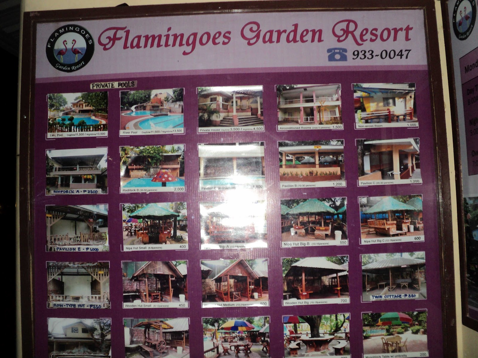 Flamingos Resort Marikina