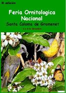 3ª Feria Ornitológica de Santa Coloma de Gramanet