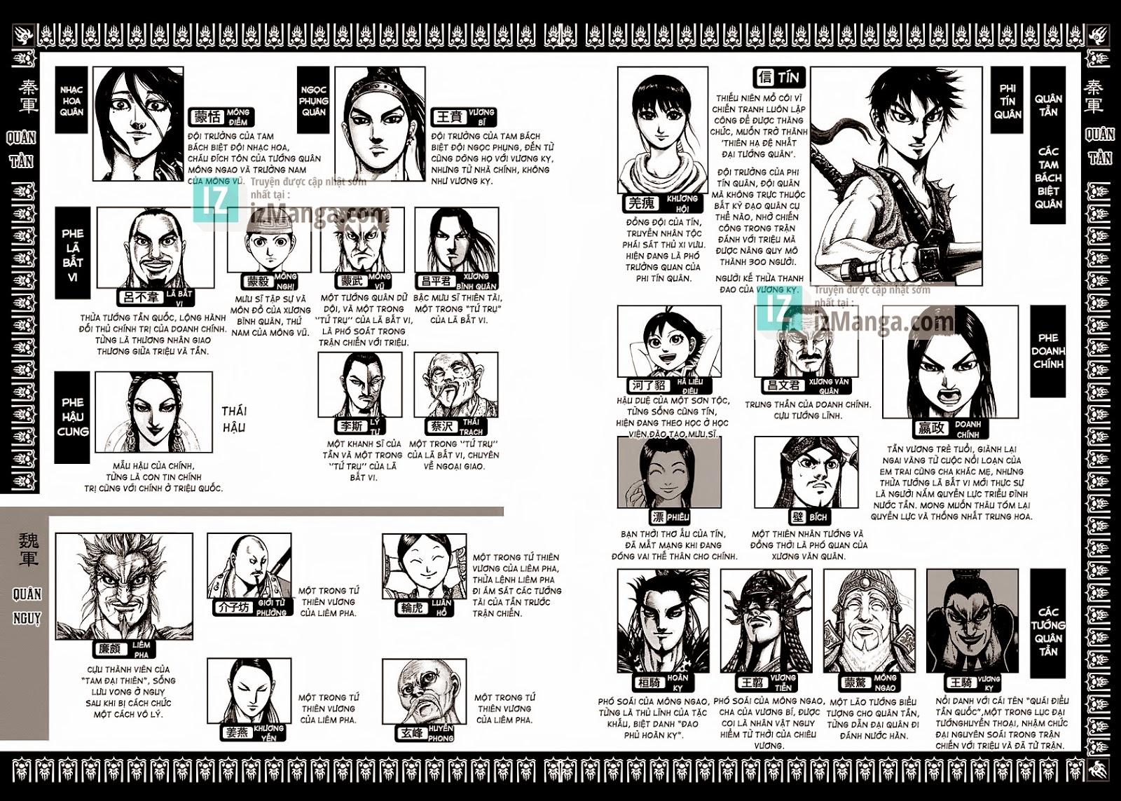 Kingdom – Vương Giả Thiên Hạ (Tổng Hợp) chap 218 page 4 - IZTruyenTranh.com