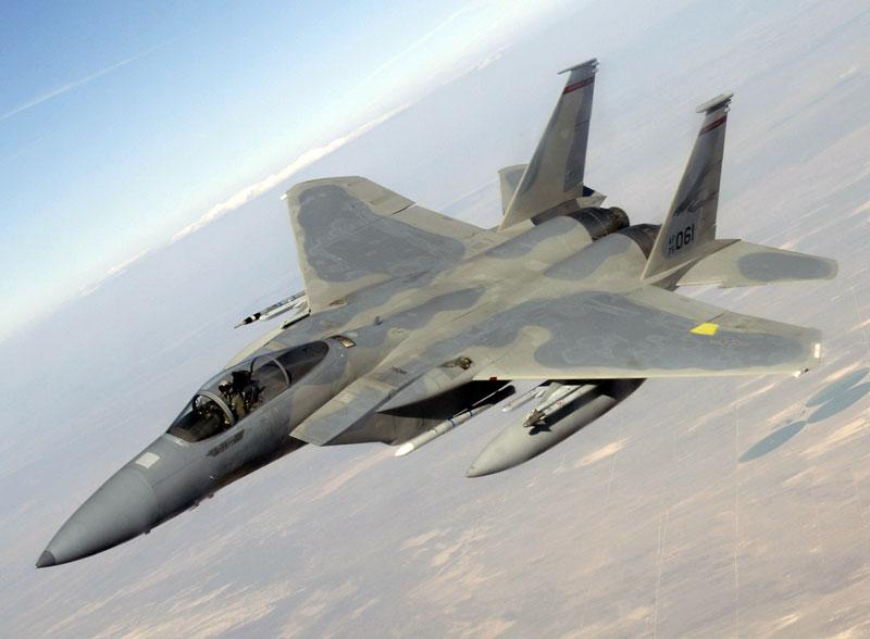 Cool Jet Airlines: McDonnell Douglas F-15 Eagle