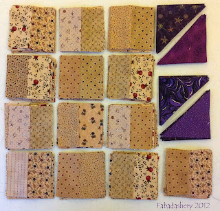 Part 6 Bonnie Hunter's Easy Street Mystery Quilt