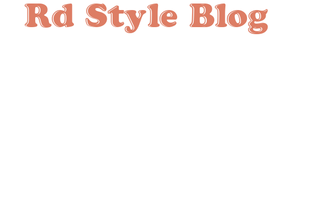 RD Style - Blog Store